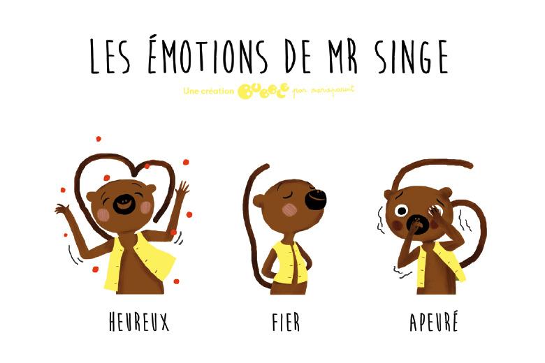 outils-4 émotions enfant