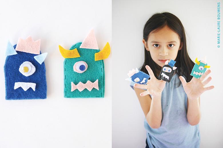 DIY : Marionnettes anti-cauchemars