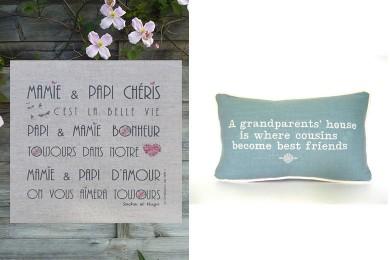 4 cadeaux rien que pour grand-mère !