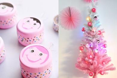 Exit les boules de Noël classiques