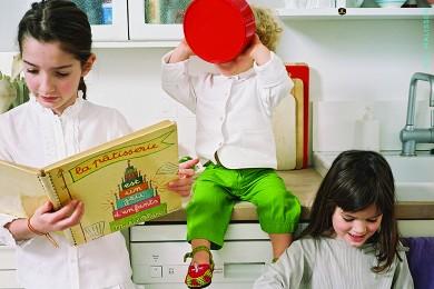 La cuisine : terrain de jeux et d'apprentissage