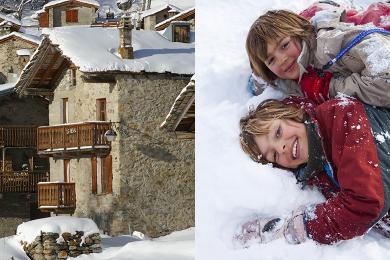 Ski : des stations-village rien que pour vous… ou presque !