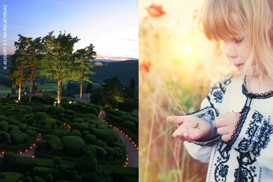 Des jardins à faire découvrir à ses enfants
