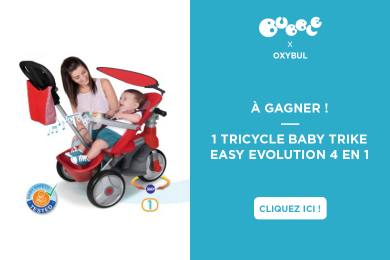 OXYBUL : tricycle 4 en 1