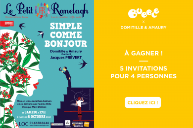 « Simple comme bonjour » : spectacle musical