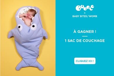 BABY BITES : sac de couchage