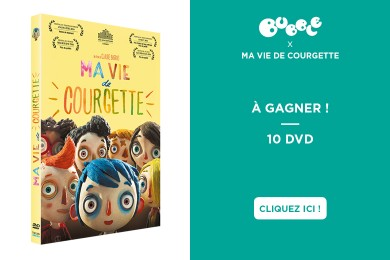 MA VIE DE COURGETTE : FILM D'ANIMATION