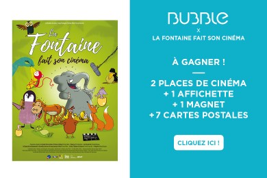 LA FONTAINE FAIT SON CINEMA : PACKS CINEMA