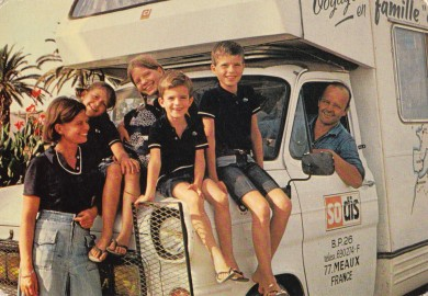 RENCONTRES AUTOUR DU MONDE… Vivre ses rêves en famille