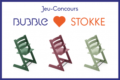 STOKKE : Chaise Tripp Trapp