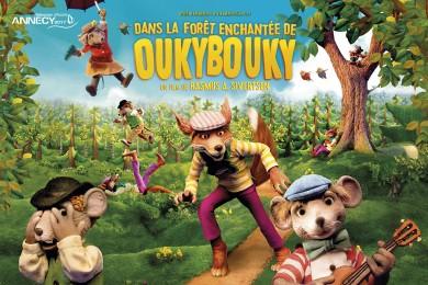 Dans la forêt enchantée de Oukybouky