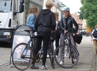 Cmabulle autour du monde avec Graphic bike tour : épisode 2