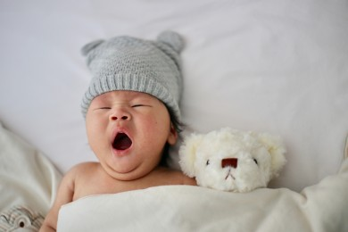 Un cadeau beau et bon pour bébé